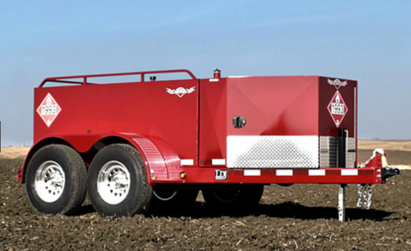 One of our must have fuel trailers for farmers